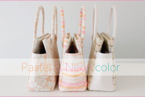 春色の和装Tote Bag